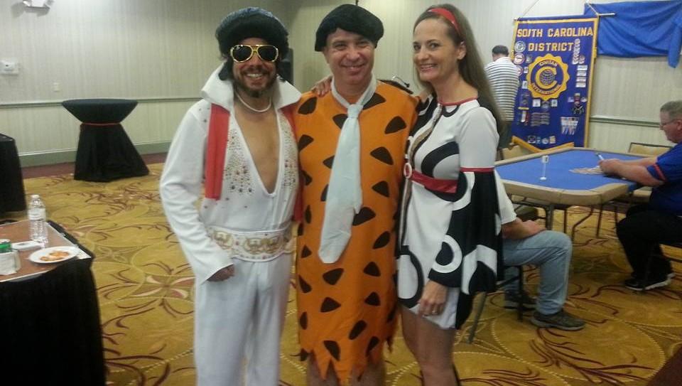 Civitan fun at convention