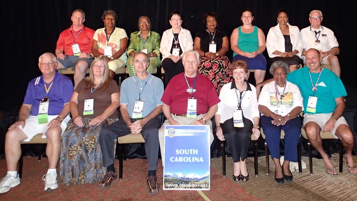 SC Delegation - Denver