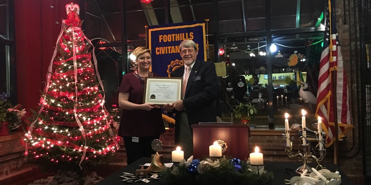 Foothills Civitan Club