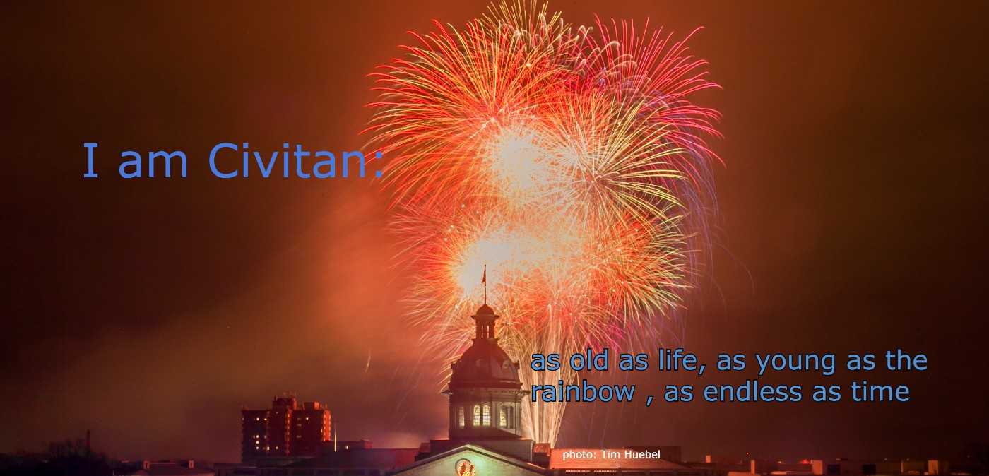 I am Civitan, photo thanks to Tim Huebel