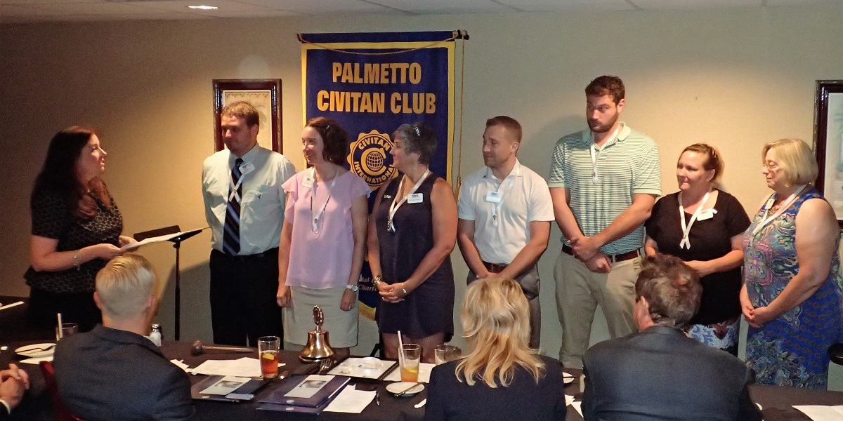 Palmetto Civitan Club Charter