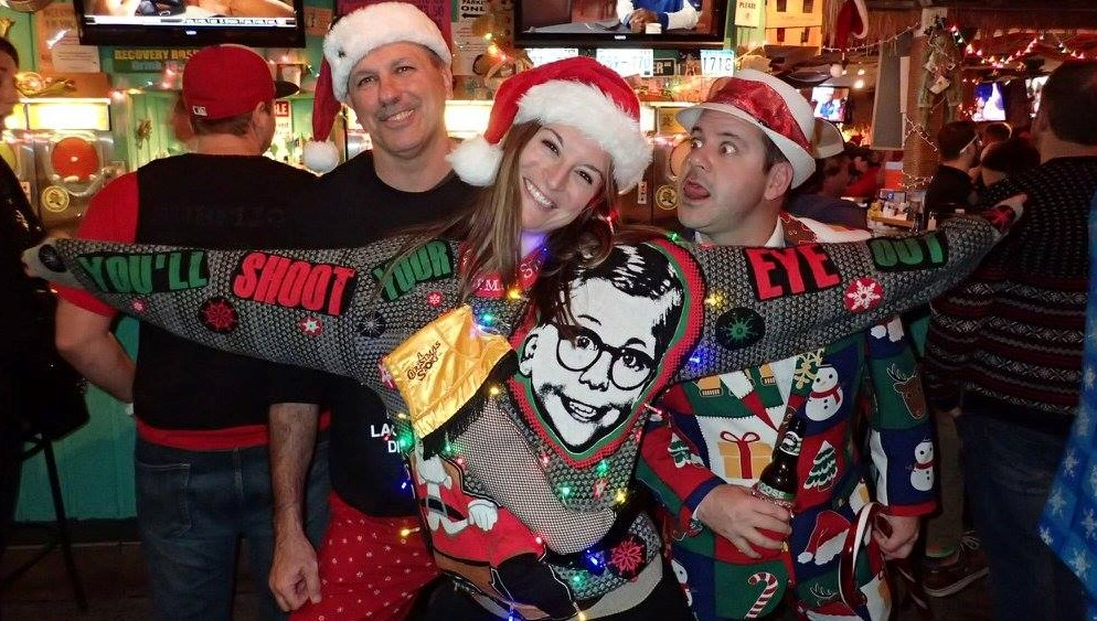 Hilton Head's Ugly Christmas Sweater Bar Crawl