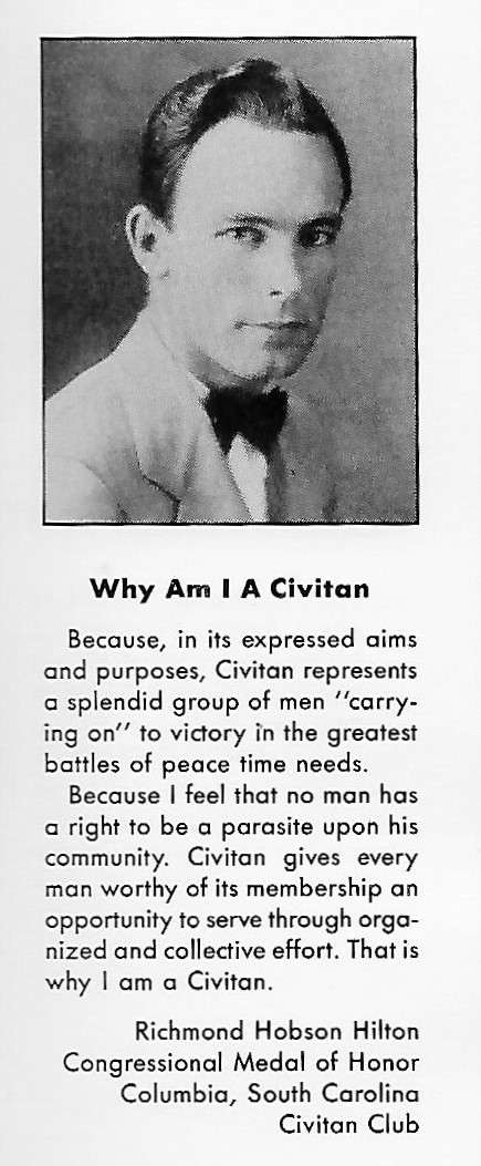 Why I am Civitan