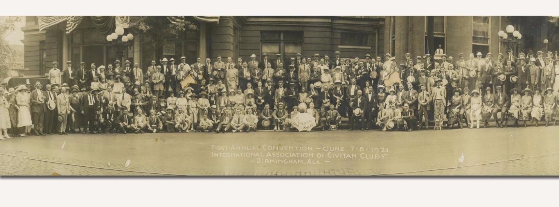 First Civitan Convention