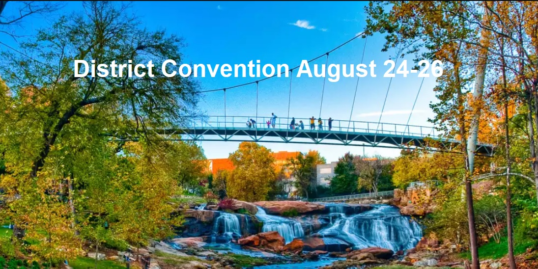 Greenville hosts 2018 convention