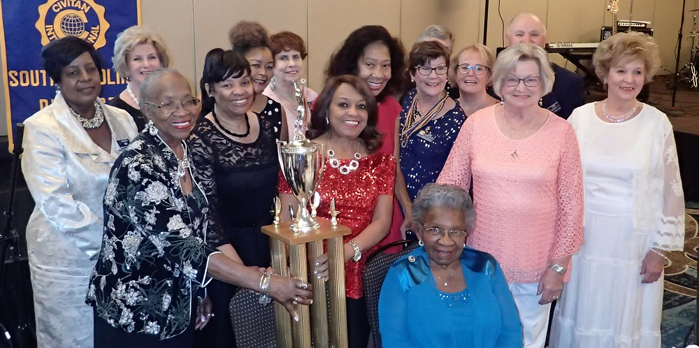 Greenville Club wins Governor's Trophy
