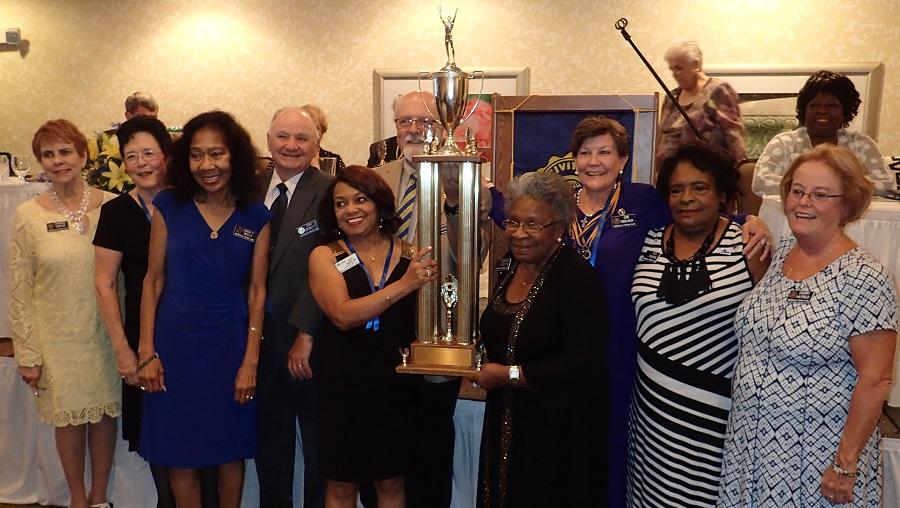 South Carolina Civitan Governor's Trophy