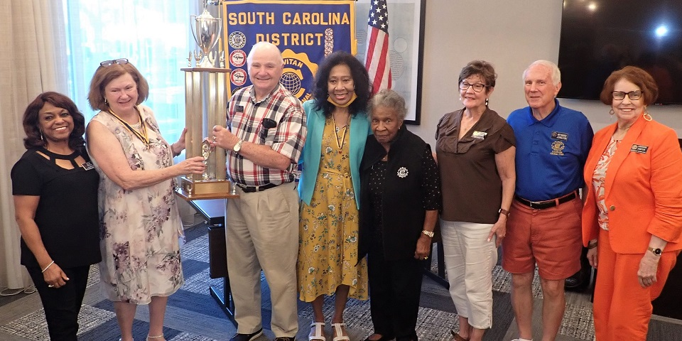 Dutch Fork wins Governor's Trophy