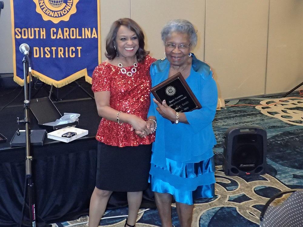 2018 Otis Jeffcoat Award